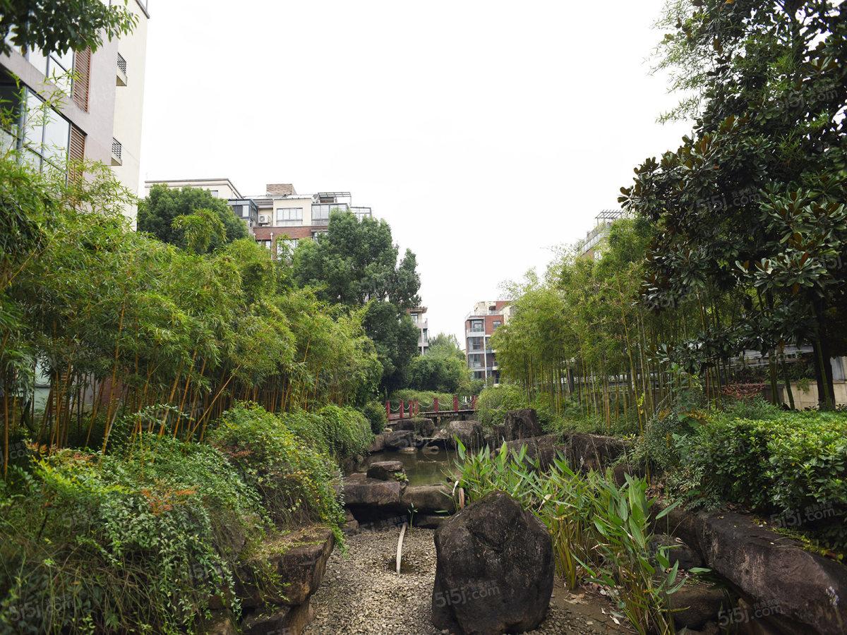 竹海水韵花园图片
