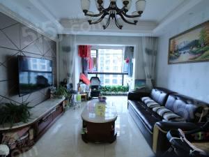 紫玉福邸 精装小户型 中间楼层 采光好。89方3房2厅1卫
