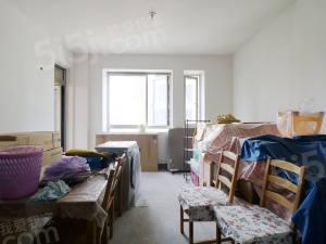 大美公寓 纯毛坯房 南北通透 采光好 户型正气