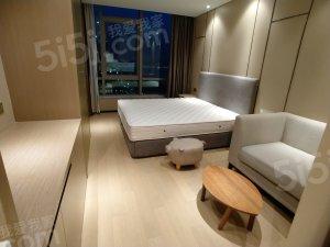 杭州印 精装高端公寓 一线江景 一室一厅