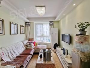 新江花园 精装小户型大两房 装修保养好 家具齐全
