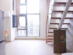 东亚新干线 精装修 loft 拎包入住 4.2层高  朝东