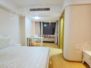 蓝钻精装一室一厅,近城西银泰 近大悦城 拎包入住 可短租