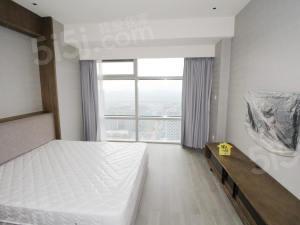 EFC T7酒店式公寓 新房 精装修拎包入住 视野好 无遮挡