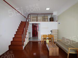 中豪国际 彭埠地铁口 4.2米loft户型 得房率高