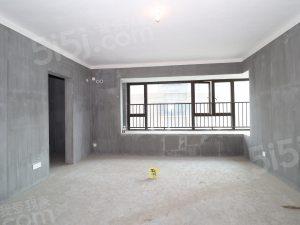 新上毛坯大四房 诚心出售,东边套诚心卖,得房率高赠送面积多